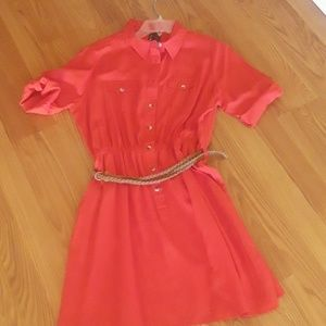 Brand new Shirt Dress